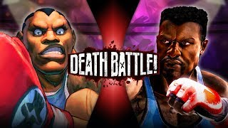 Balrog VS TJ Combo (Street Fighter VS Killer Instinct) | DEATH BATTLE! thumbnail