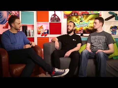 Ginx TV: Matt Glanville & William Bunce-Edwards Interview