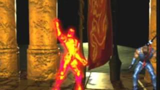Killer Instinct arcade Cinder gameplay video