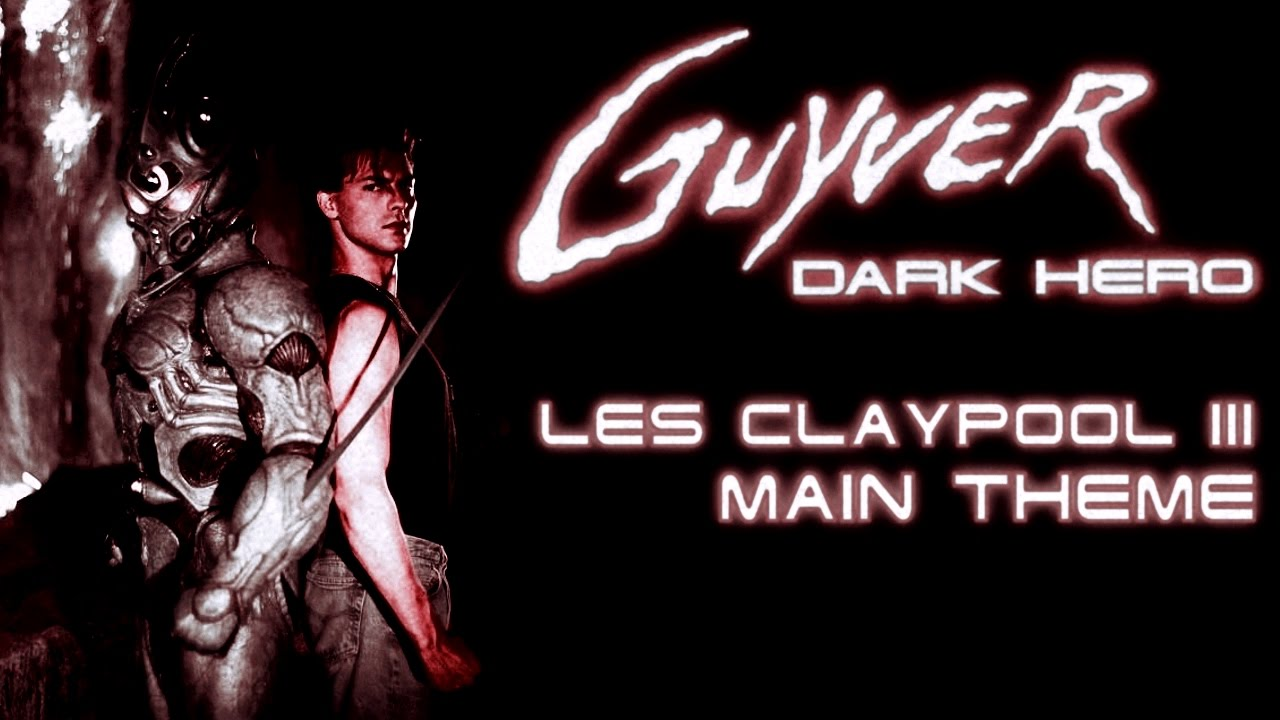 Les Claypool III - 'Guyver: Dark Hero Main Theme'