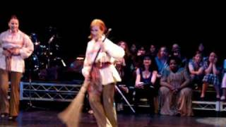 Maple Sugar Jiggers - belt dance, broom dance, Red River Jig