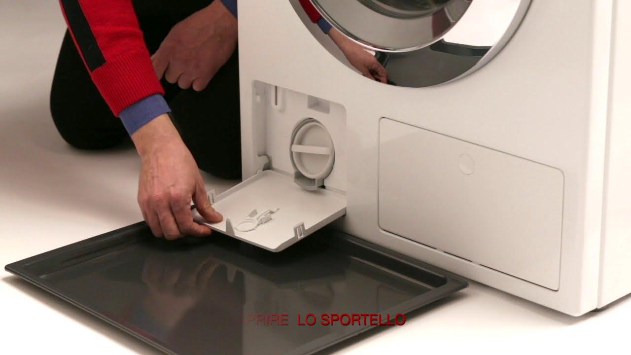 Filtro scarico lavastoviglie