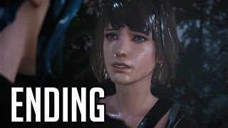 Life Is Strange ENDING SEASON FINALE!! Episode 5 Part 6!! (Gameplay Walkthrough 1080p HD)