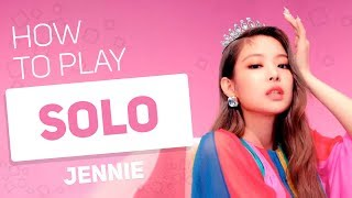 JENNIE -  SOLO | SUPER PADS KIT SINGLE