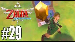 The Legend of Zelda: Skyward Sword - Caçada ao Tesouro - Ep.29