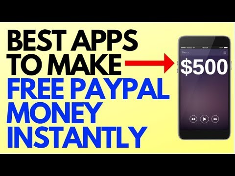 earn paypal money instantly