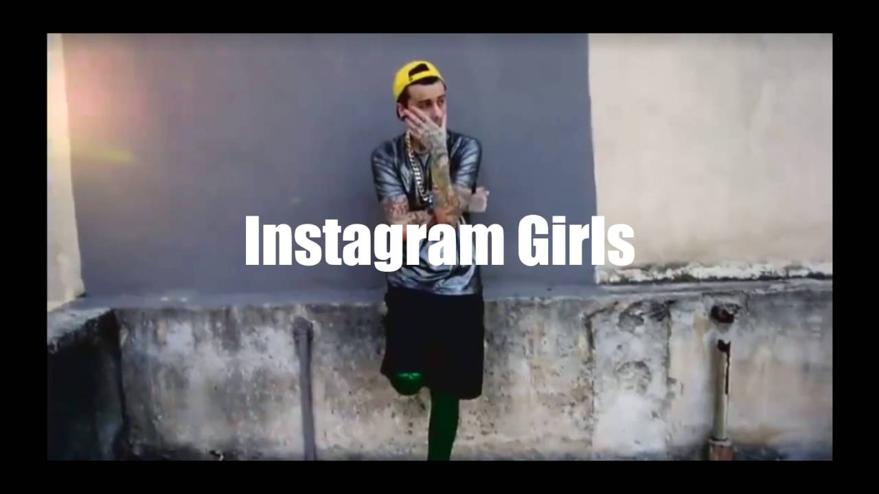 Sin Boy: Instagram Girls