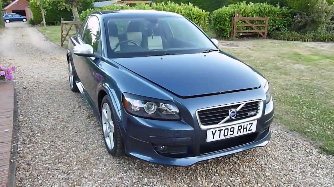 Video Review Of 2009 Volvo C30 1 6 R Design For Sale Sdsc Specialist Cars Cambridge Youtube