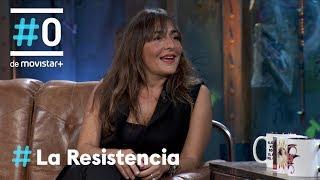 LA RESISTENCIA - Candela Peña, madrina de María Teresa Campos   #LaResistencia 16.10.2019