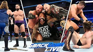 SMACKDOWN POST MONEY IN THE BANK 2018 | REVIEW