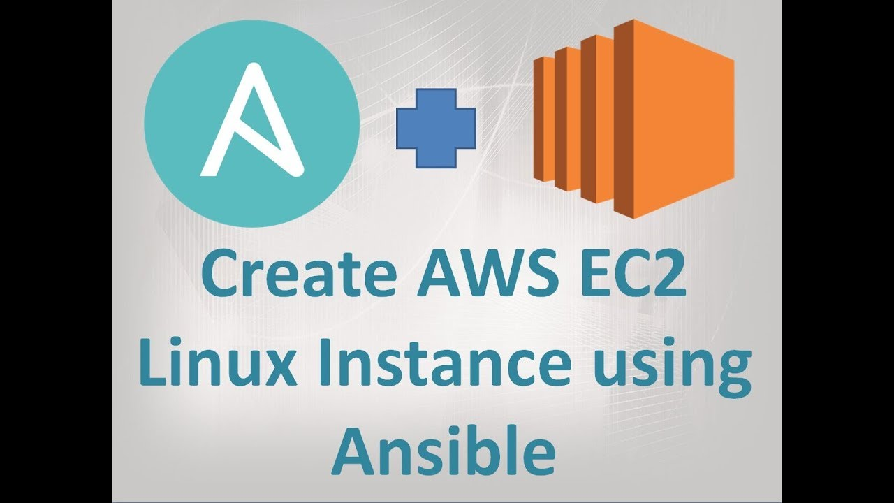 Ansible Playbook #3: Spinning up the EC2 instance - AWS