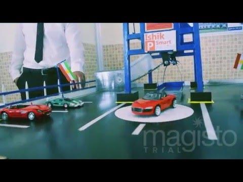 Ishik Smart Parking - Engineering Day 2016 - University of Sulaimani  - Ishik University