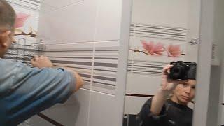 видео Полка для ванной