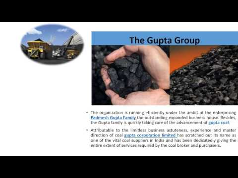 Gupta Group Solution   The Fastest Growing Coal Trading Company