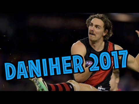 Joe Daniher 2017 Highlights