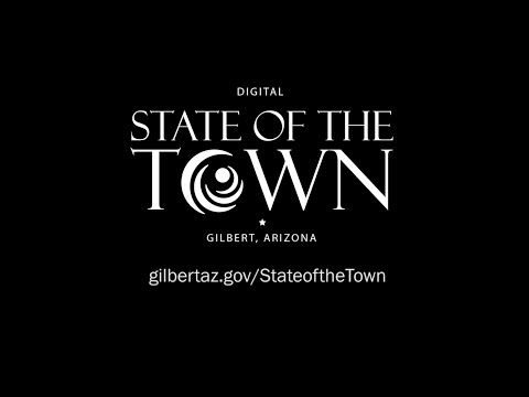 Gilbert, Arizona 2015 Digital State of the Town