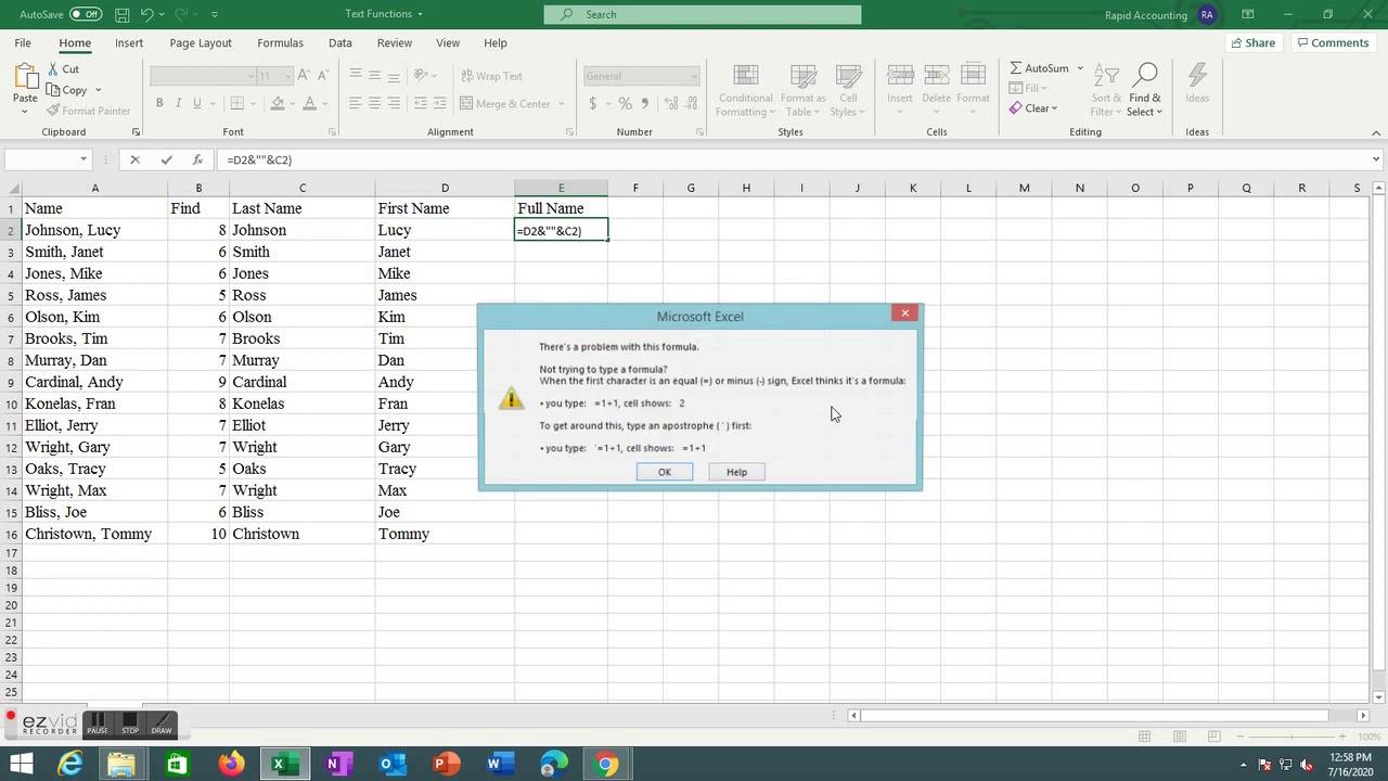 Excel Tips & Tricks - YouTube