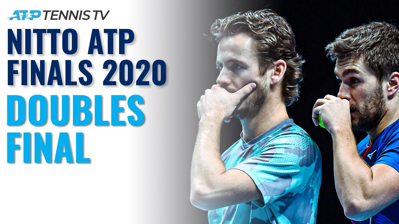Melzer/Roger-Vasselin vs Koolhof/Mektic | Nitto ATP Finals 2020 Doubles Final Highlights