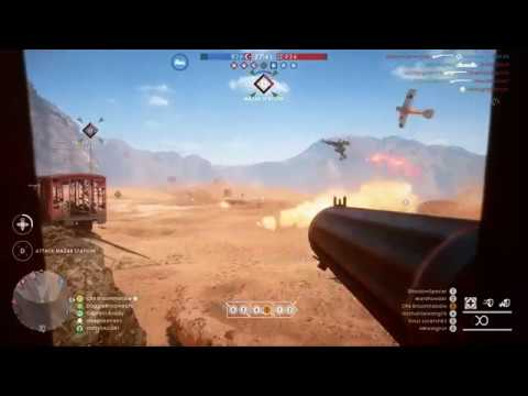 The British secret flying piece of shit in WW1 (bad bf1 clip)