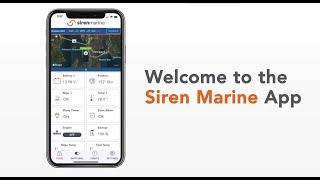 Siren Marine App Overview 'How To'