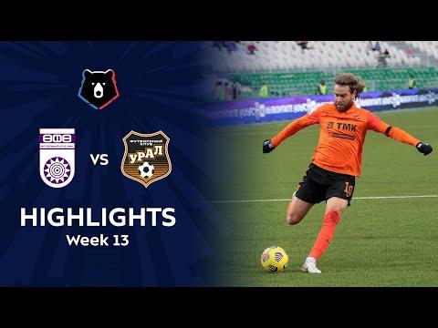 Ufa Ural Goals And Highlights