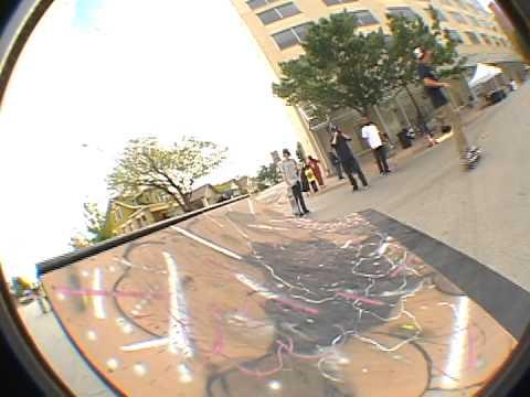 Ft. Worth Skate Jam on Magnolia