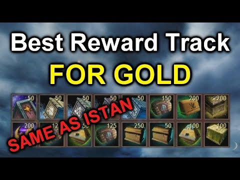 Opening 50x Sandswept Isles Reward Tracks | Guild Wars 2