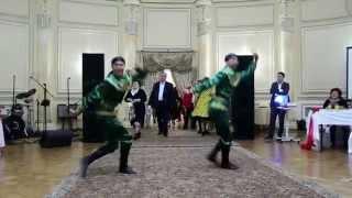 """Кара Жорга"" казахский танец от ""Диаманте"""
