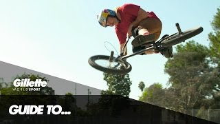 Mike Hucker Clark's Guide to BMX | Gillette World Sport
