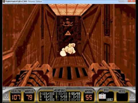 Duke Nukem 3D User maps : The Aqua Trilogy !
