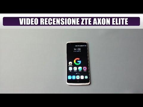 one the zte axon elite youtube making any