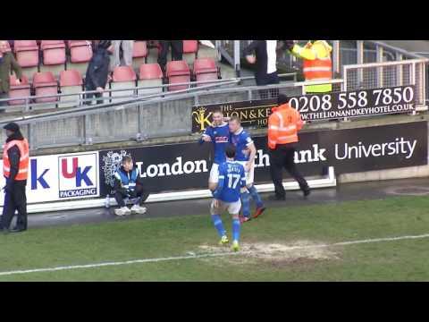 Leyton Orient 1 - 2 Carlisle United - match highlights