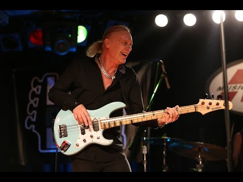 Billy Sheehan's Bass Player Live! 2016 Bass Clinic
