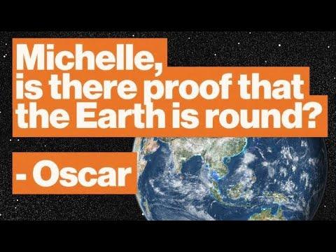 "Astronomer ""Debunks"" Flat Earth... and fails miserably thumbnail"