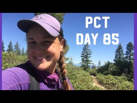 Day 85 Sara Hikes the Pacific Crest Trail 2018 | Hike Naked Day! Summer solstice