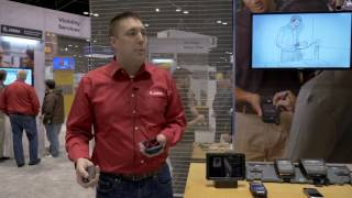 Zebra Technologies: Field Mobility Solutions, ProMat 2017