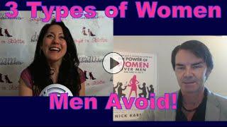 3 Types of Women Men Avoid - Dating Coach for Women Over 40