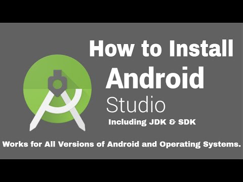 Complete Installation Of Any Android Studio 2018 For All Operating System