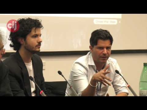 #CIJSummer 2016:  New Business Models for Journalism: Unique Content and Community Building