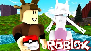 POKEMON WAR IN ROBLOX! (Roblox Pokemon Go)