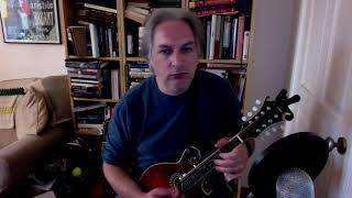 Behind The Haystack (jig) on mandolin