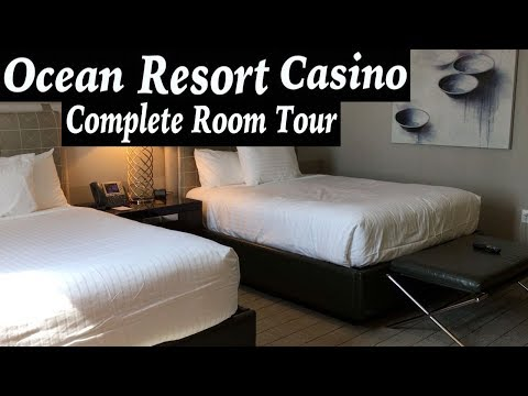 Ocean Resort Casino Atlantic City-Complete Room Tour with TI