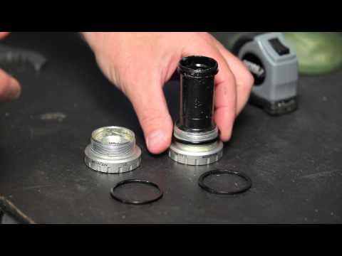 How To Remove And Install External Bearing Bottom Brackets By Performance Bicycle