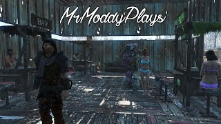 FALLOUT 4 Armorsmith, Immersive Crafting, & Classics V.A.T.S! - MrModdyPlays Ep #2