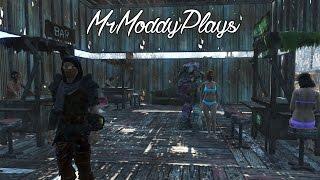 FALLOUT 4 Armorsmith, Immersive Crafting, & Classics V.A.T.S! - MrModdyPlays Ep #2