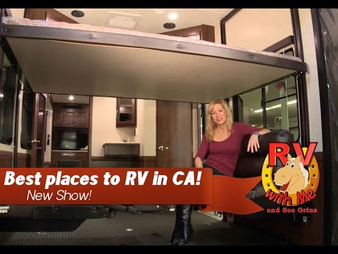 Best places to RV in CA!