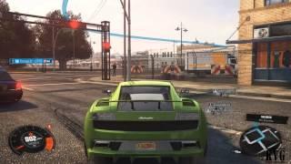 The Crew - Miami to Los Angeles Free Roam Gameplay (PC HD) [1080p]