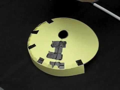 08 Paper Coaster Funnel Mp4