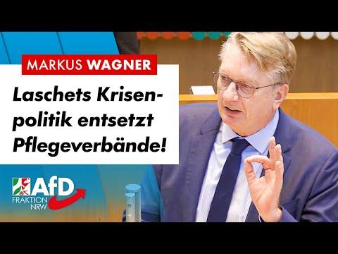 So entsetzt Laschet Pflegeverbände! – Markus Wagner (AfD)