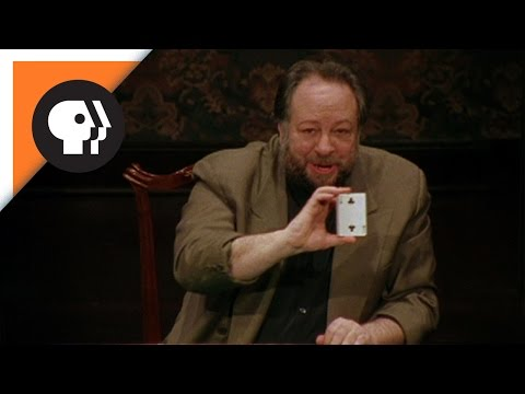 Sleight of Hand and Three-Card Monte with Ricky Jay | American Masters on PBS